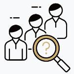 志望する企業がどういった人材に内定を出しているかがわかる